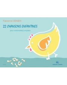 22 Chansons enfantines