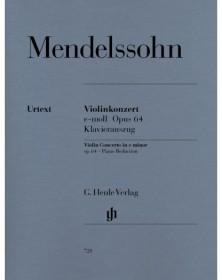 Concerto pour Violon en mi...