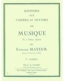 E. Mayeur : Réponses aux...