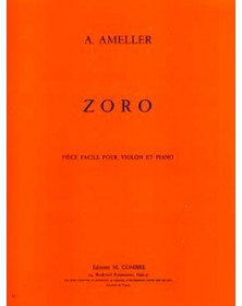Zoro (pièce facile)