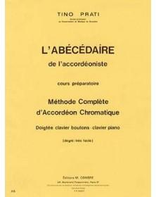 Abécédaire de l'accordéoniste