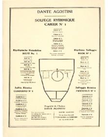 Solfège rythmique - Volume 1