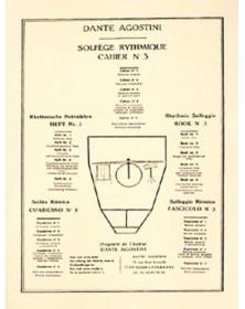 Solfège rythmique - Volume 3