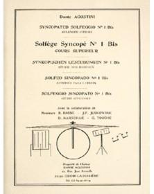 Solfège syncopé - Volume 1 Bis