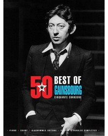 50 Best of - Serge Gainsbourg