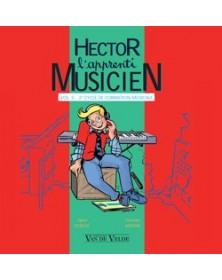 Hector, l'apprenti musicien...