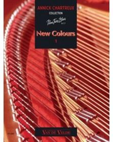 A. Chartreux : New colours 1