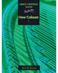 A. Chartreux : New colours 2