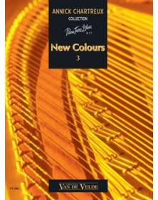 A. Chartreux : New colours 3