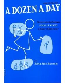 A Dozen A Day Livre 1 (FR)...