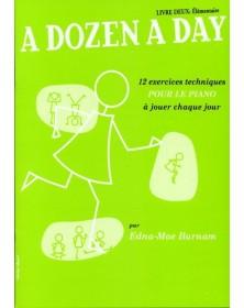 A Dozen A Day Livre 2 (FR)...