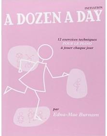 A Dozen A Day Initiation (FR)