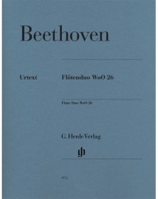 Beethoven : Duo pour flûtes...
