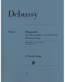 Debussy : Rhapsodie pour...