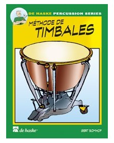 Méthode de Timbales Vol. 1