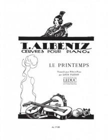 Albeniz : Le Printemps