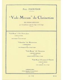 Vademecum Du Clarinettiste