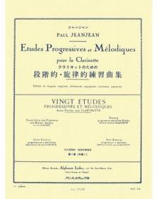 20 Etudes Progressives et...