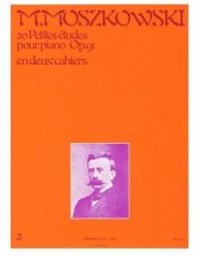 20 Petites Études Op.91,...