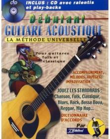 Débutant Guitare Acoustique...