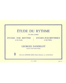 Dandelot : Étude Du Rythme...