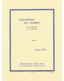 Jacques Ibert : Concertino...