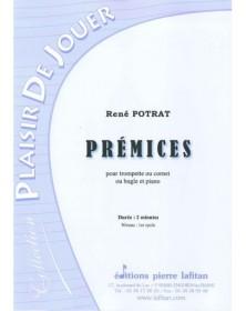 René Potrat : Prémices