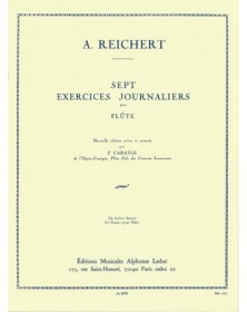 7 Exercices Journaliers Op. 5