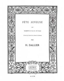 H. Dallier : Fête Joyeuse