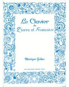 Clavier de Pierre et Françoise