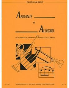 Guillaume Balay : Andante...