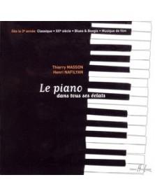 CD - Le piano dans tous ses...