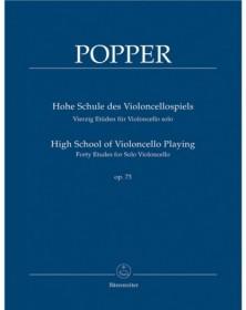 40 Etudes pour Violoncelle...