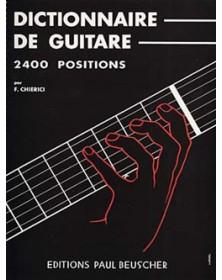 Dictionnaire de la Guitare