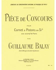 Guillaume Balay : Pièce De...
