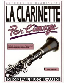 Clarinette par l'image