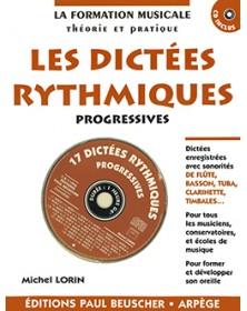 Dictées rythmiques...