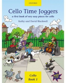 Cello Time Joggers