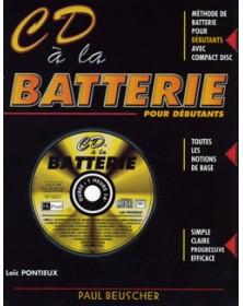 CD à la Batterie