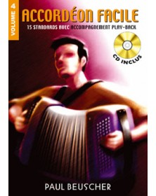 Accordéon facile Vol.4