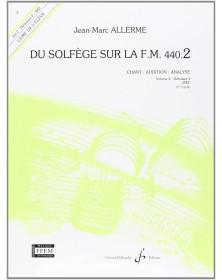 Du solfège sur la FM 440.2...