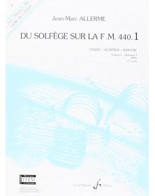 Du solfège sur la FM 440.1...