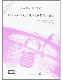 Du solfège sur la FM 440.3...