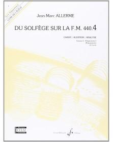 Du solfège sur la FM 440.4...