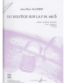 Du solfège sur la FM 440.5...