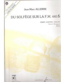 Du solfège sur la FM 440.6...