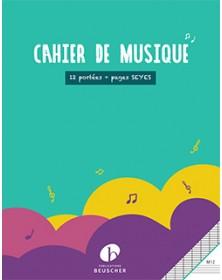 Cahier de Musique Mixte 48...