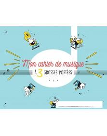 Cahier De Musique Enfant...