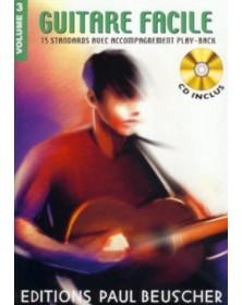 Guitare facile Vol.3