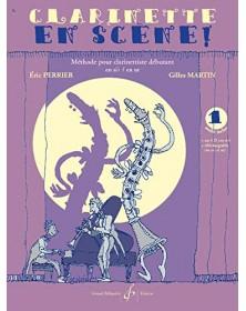 Clarinette En Scène - Volume 1